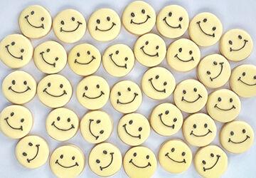 笑顔が多い人
