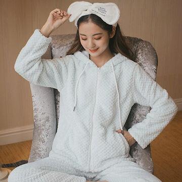 もこもこパジャマ