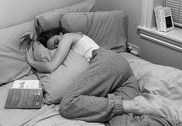 眠れないときにすることって?0