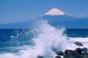 s-富士山波