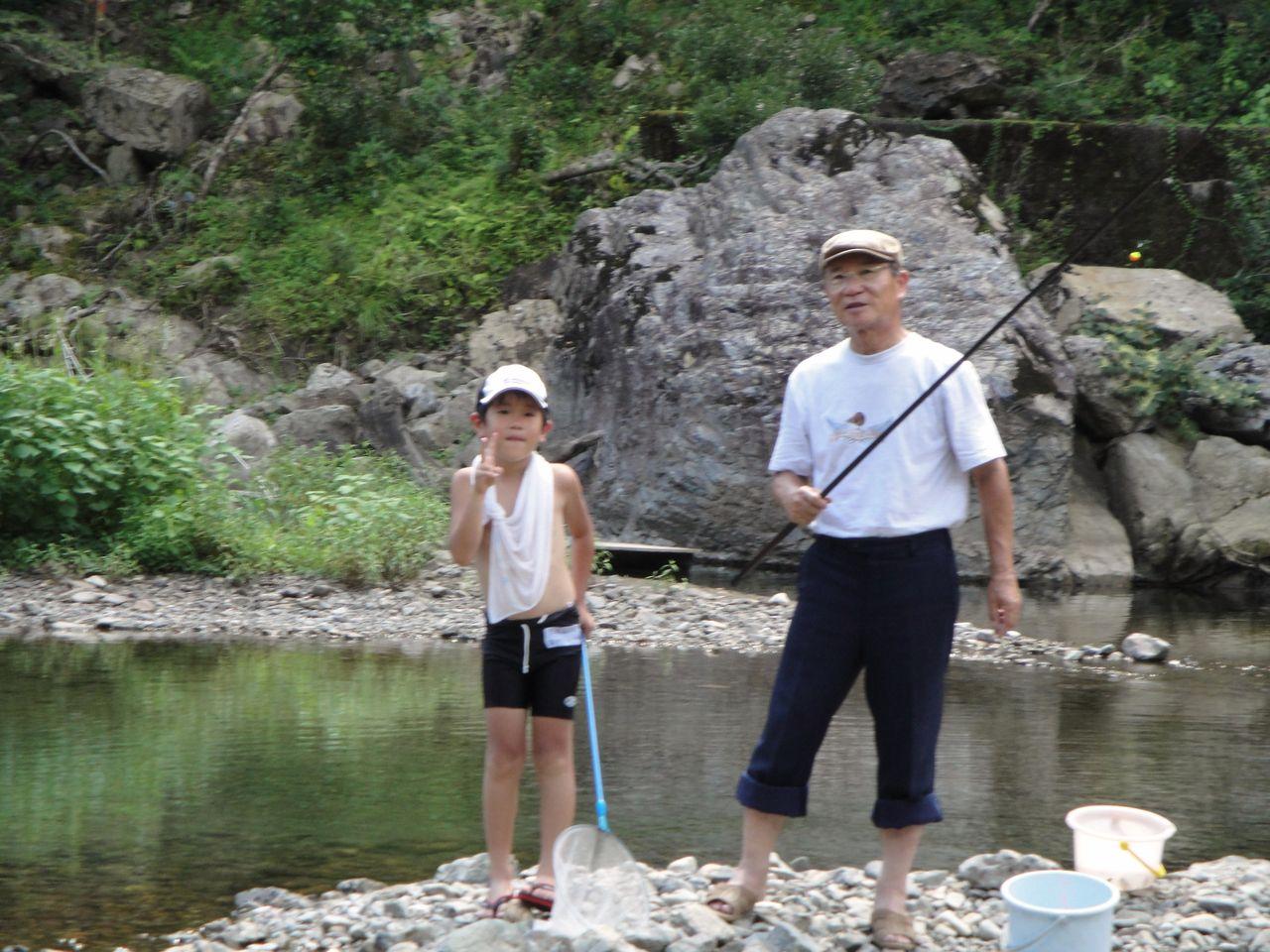 大杉谷川遊び6 DIY中部 : 日本一の清流、宮川の上流で川遊び DIY中部 DIY中部は、正式