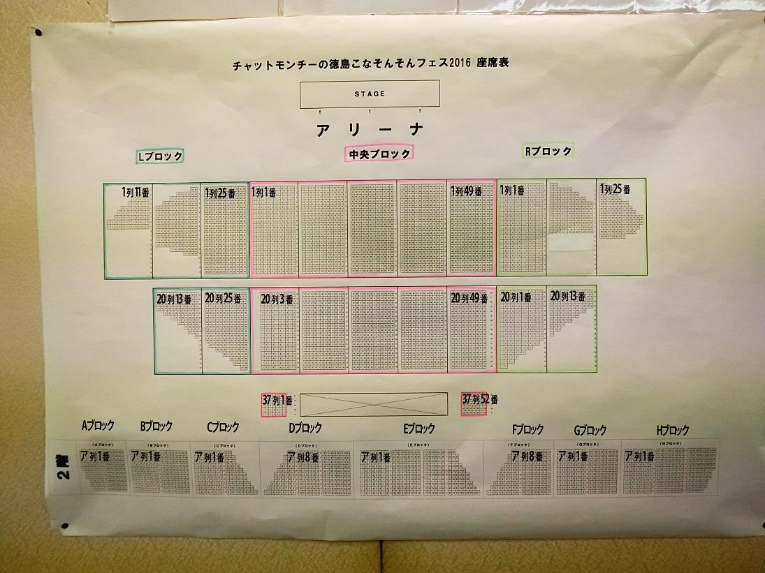 座席のコピー