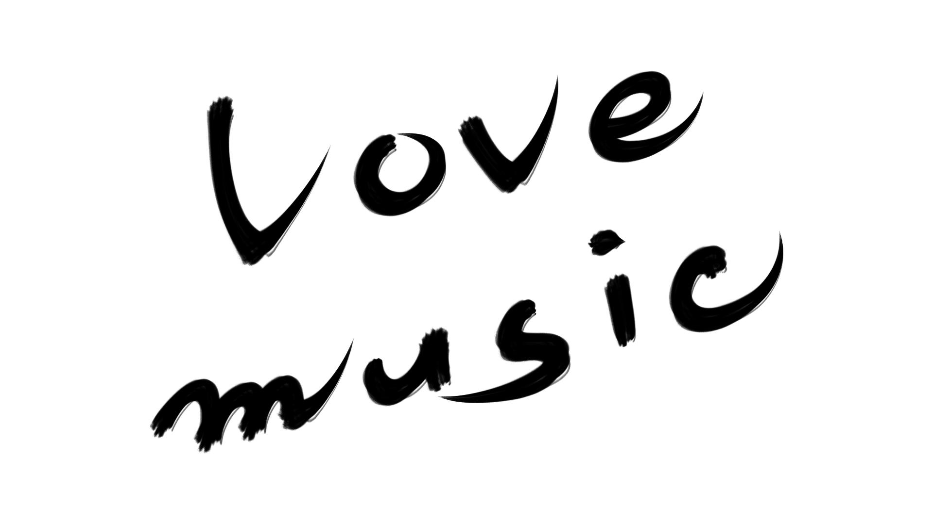 love musicのコピー