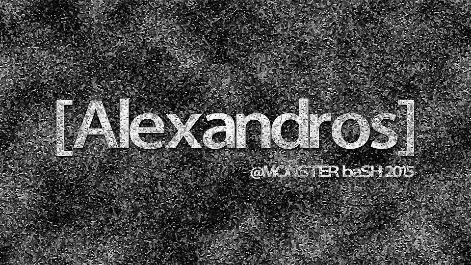 Alexandrosのコピー