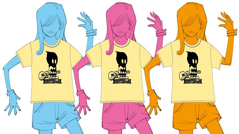 モンバスTシャツ2のコピー