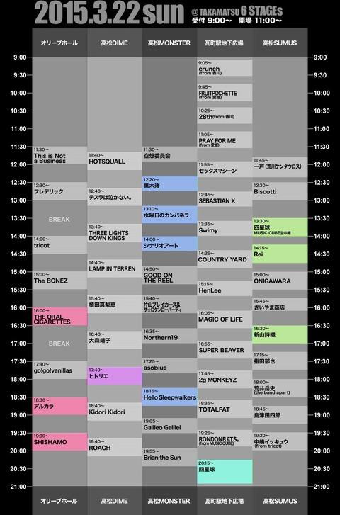 timetable22