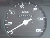 19.99万キロ