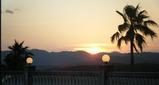 志摩の夕陽