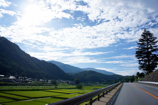 情景の色彩感とか:夏の信州旅 4/x