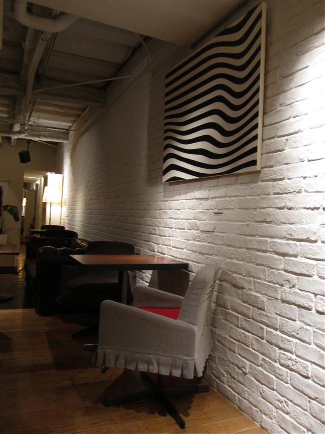 恵比寿 Time Out Cafeにて