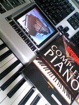 ピアノの練習とか
