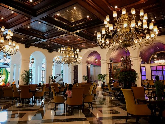 マニラ観光出発とか:フィリピン旅行記 2/x