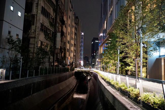 渋谷ストリーム感とか
