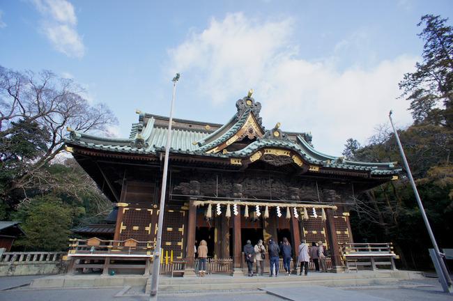 三嶋大社のプレリュードとか:伊豆旅行記 1/16