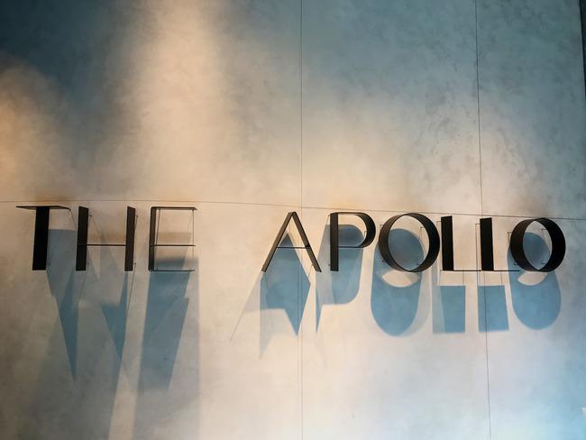 アポロでリマインドギリシャ感とか