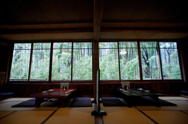 修善寺の風雅な蕎麦とか:伊豆旅行記 3/16