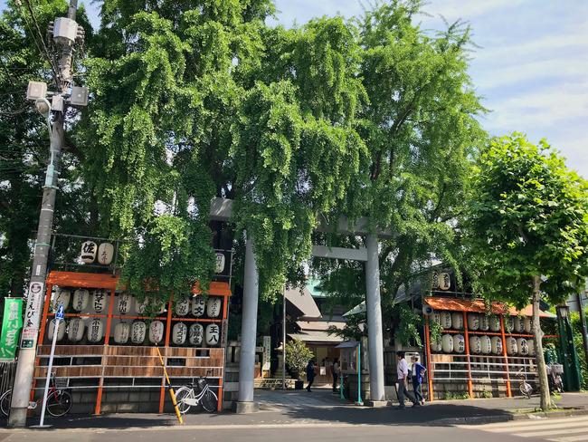 築地ぶらぶら感とか:隅田川散歩 3/x