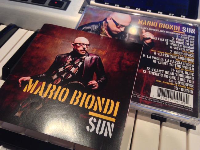 Mario Biondi / Sunとか
