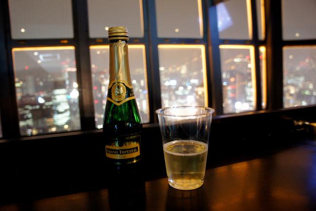 東京タワー展望台とか