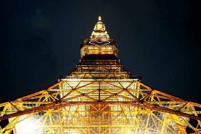 デコラティブ東京タワーとか
