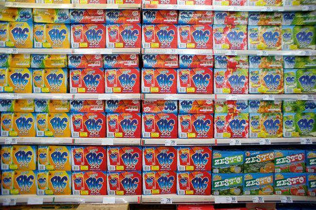 スーパーマーケット探訪とか:フィリピン旅行記 7/x