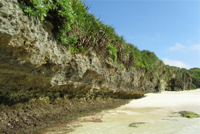 砂山ビーチの美ら海でオリオン☆