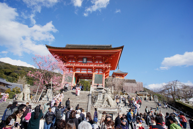 はんなりな市内観光とか:京都旅行記 2/x