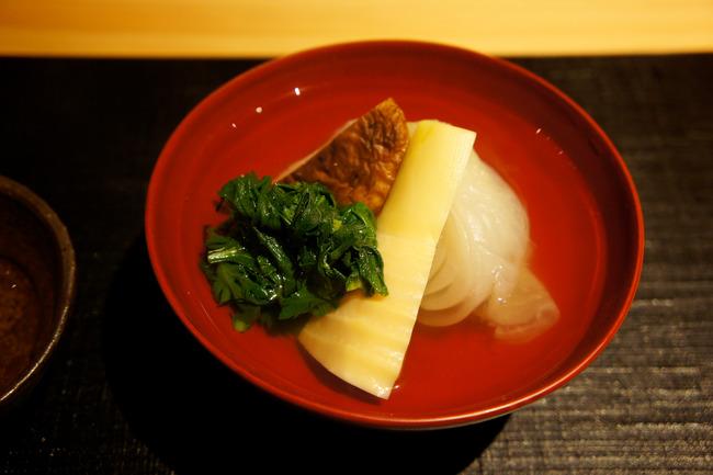 鷹峯「むろい」で京料理とか:京都旅行記 3/x