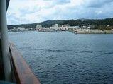 小木港到着