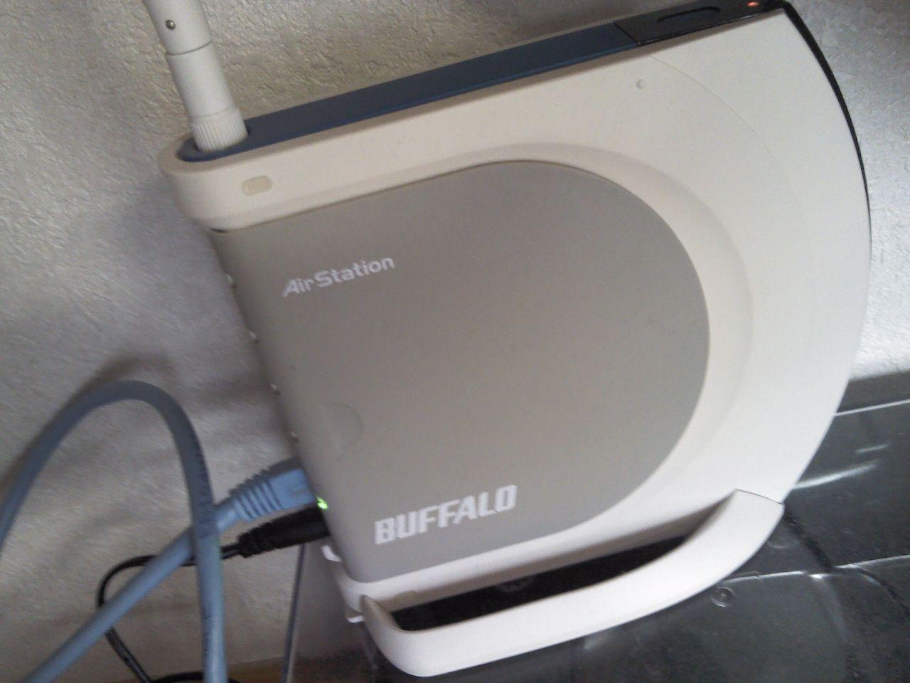 buffalo ls ch1 0tl manual