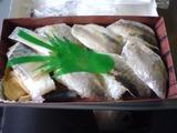 アジさば寿司