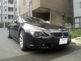 8月9日BMW645Ci