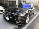 東京都青梅市にFX35買取