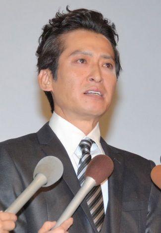 大沢樹生が息子の発言に対しての記者会見動画