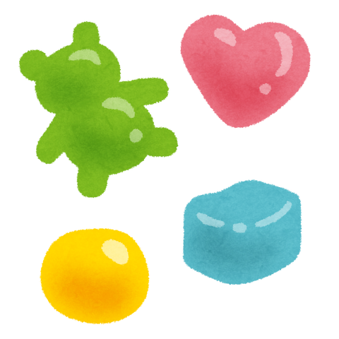 sweets_gumi