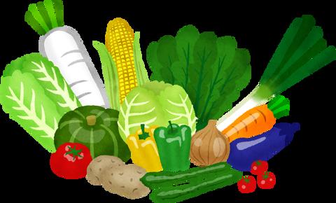 vegetables-various