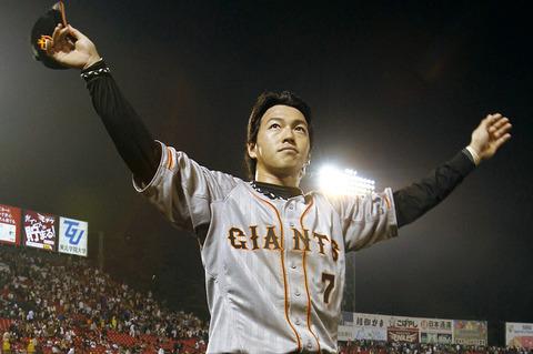 【悲報】広島に放出された元巨人・長野久義さん、生きたまま怨霊になる