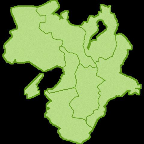 map-kinki