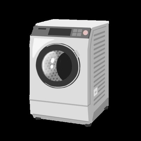 2750きれいなドラム式洗濯機