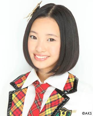 2012年HKT48プロフィール_兒玉遥