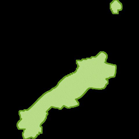 map-shimane