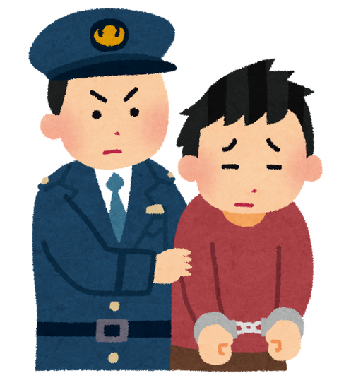 逮捕 警察