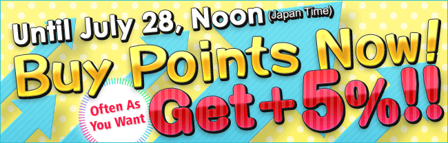 Buy Points Campaign