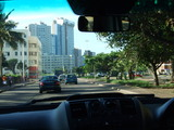 ダーバン市内・車窓から・その4