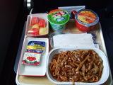 機内食(朝食)