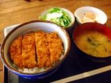 西洋亭・ソースカツ丼定食