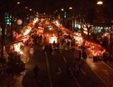 前橋初市風景