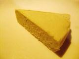 レアチーズ(ゴルゴンゾーラ)ケーキ