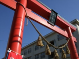 飯玉神社の鳥居