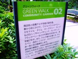 GREEN WALK・前橋テルサ側